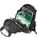 LAOA 1680D Плечи Рюкзак-сумка для инструментов многофункциональный ткань Оксфорд электромонтерские сумки Eletricista инструменты хранения без инст...