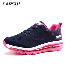 DARSII High Quality Women Sneakers Air Cushion Casual Shoes Women Outdoor Ladies Walking Jogging Footwear Breathable Woman shoes недорго, оригинальная цена