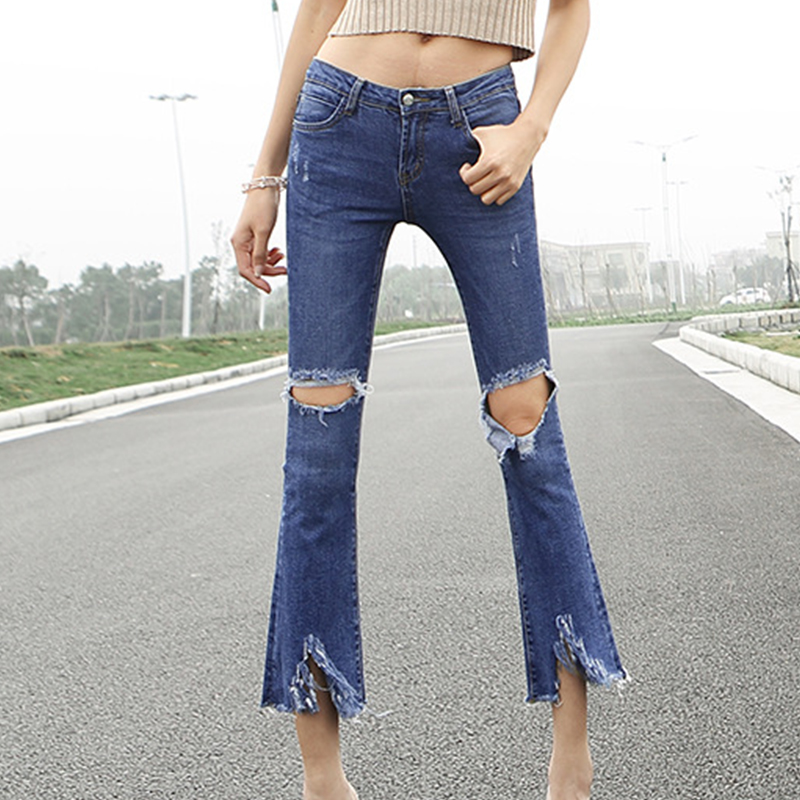 Online Get Cheap Bell Bottom Jeans for Women -Aliexpress.com ...