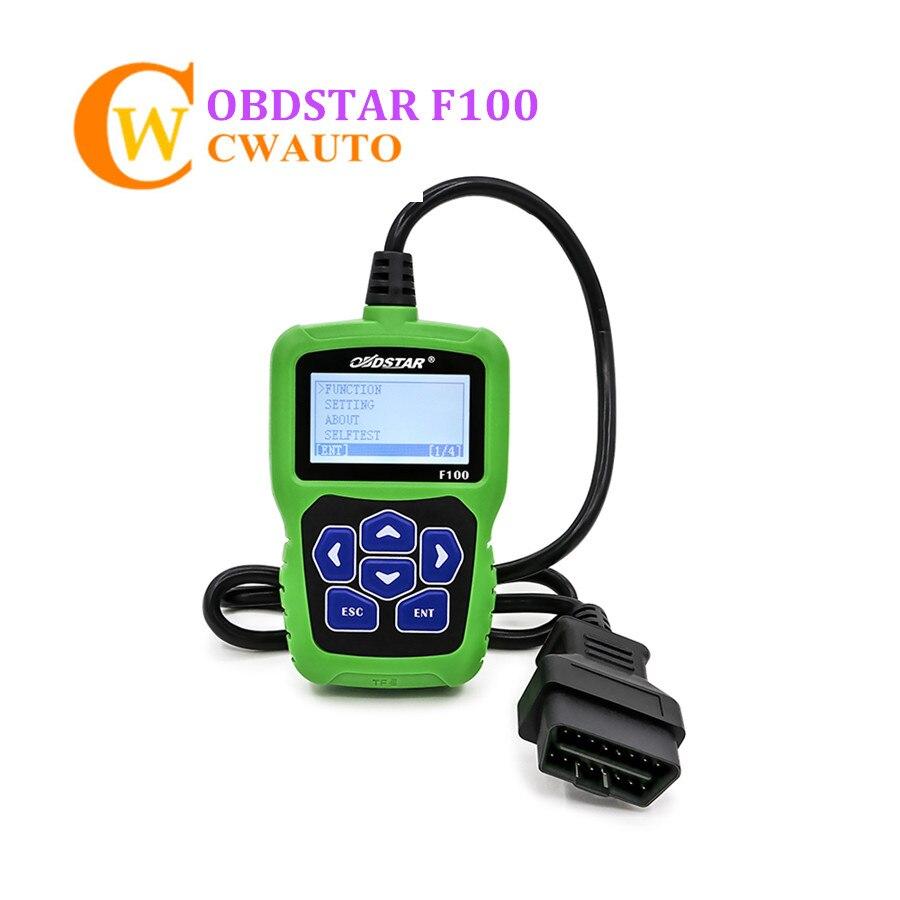 OBDSTAR F-100 F100 Key Programmer No Need Pin Code for Programming Key Support Odometer Correction все цены