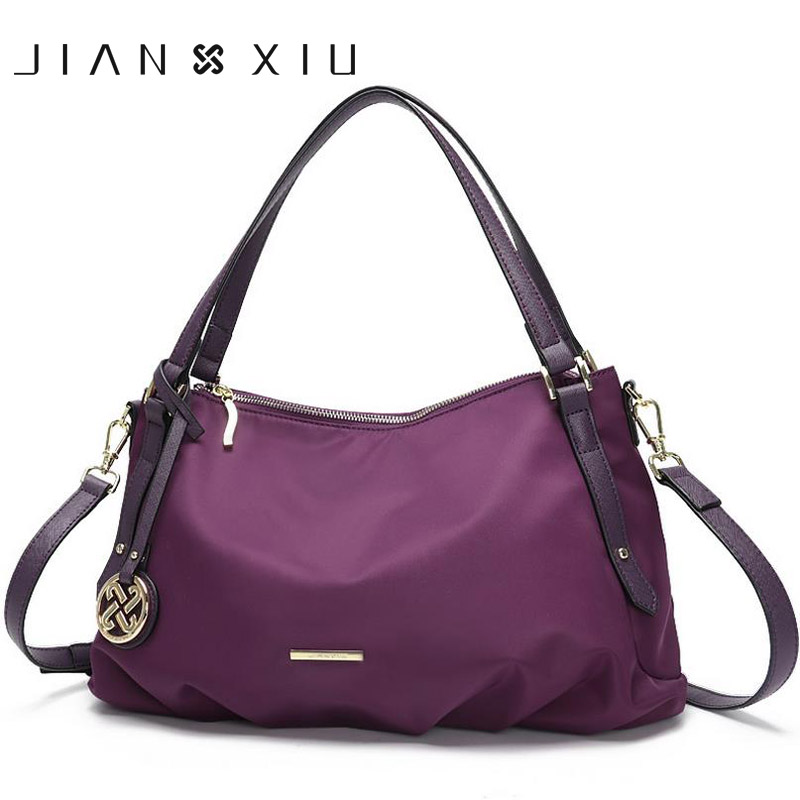 Handbag Bolsa Feminina Luxury Handbags Women Bags Designer Tassen Sac a Main Bolsos Mujer Oxford Shoulder Crossbody Bag New Tote jianxiu handbags women messenger bags bolsa feminina sac a main bolsos mujer tassen nylon waterproof shoulder crossbody tote bag