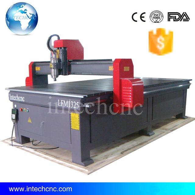 Jinan Wood Cnc Machine 1325 1224 Cnc Router 4 Axis Intechcnc Cnc