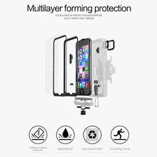 CORNMI Waterproof Phone Case For iPhone 6 7 8 4.7inch