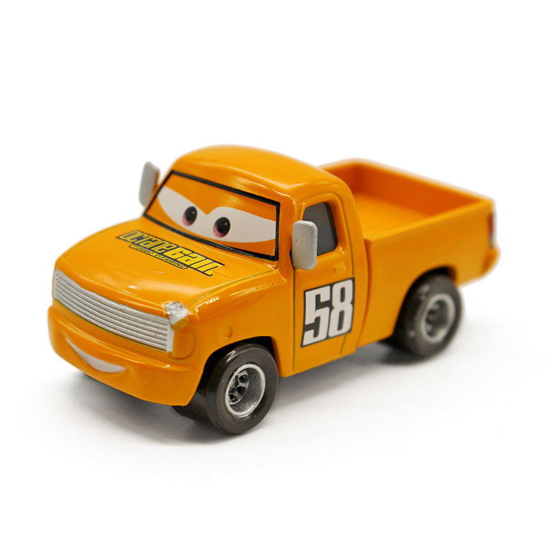 P103 Diecasts Vehicles Alloy Toy Car Tracks Diecast Metal Toys Model Car Toy Cartoon Figures Toys Gifts For Kids for Children