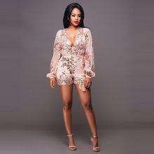 2017 rompers womens jumpsuit shorts plus size jumpsuits and rompers for women  women romper sequin jumpsuit summer body mujer ab8faf153