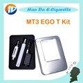 Caja de Regalo kit EGO T cigarrillo Electrónico MT3 mt3 vaporizador batería cigarrillo eléctrico ego mt3 atomizador líquido para cigarrillo electrónico kit