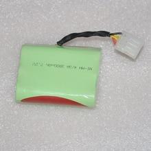 7.2 В 3800 мАч 4/3A Ni-MH Батарея пакет для Neato xv11 XV 11 xv-11 12 14 15 21 28 Pro Пылесосы для автомобиля подметания робот серии