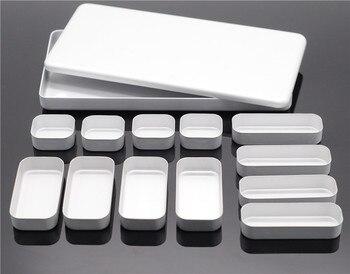 Scatola Porta File | Dental Lab Bur Holder Block Sterilizzatore Causa Disinfezione Endo Box Per Il Dentista Forniture