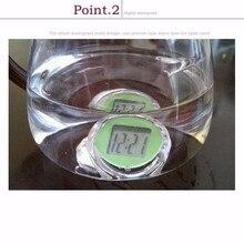 Universal Waterproof Digital Clock