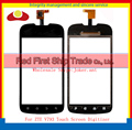 "High Quality 3.5"" For ZTE V793 Touch Screen Digitizer Sensor Front Glass Lens Panel Black Free Shipping+Tracking Code"