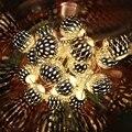 1 м 2 м 3 м 4 м рождественские огни новый год свадьбы домашнее украшение гирлянда огни строки батарея для лампы мяч, главная крытый лампы