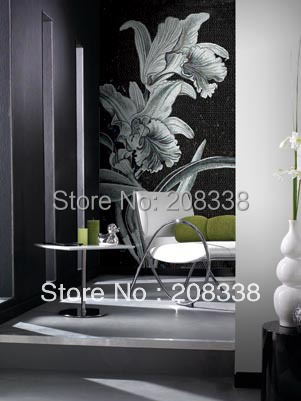 Top Fashion Promotion Freeshipping Tablet Rural Mixed Vivid Floral - Home Decor