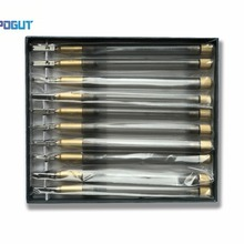 Glass-Tools POGUT Mitsuboshi-Type 5-15mm High-Quality 10pcs/Box