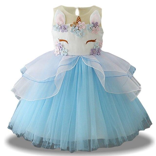 Unicorn Princess Dresses