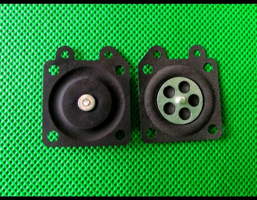2PCS Metering Diaphragm WALBRO WA WT WY WYJ WYK WYL WYM WYP WZ Carburetor Zenoah 2500 3800 4500 Chainsaw Repair Parts