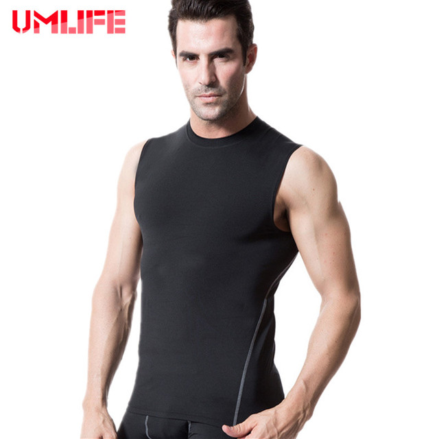 29de665b14db1c Men s Running Vests High Collar Men Bodybuilding Clothing Fitness Training Mens  Sleeveless Shirt Sports Tank Top Quick-Dry Tops
