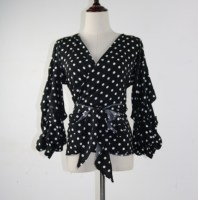 Europe And The United States Summer Bursts Of Women S Large Size Fashion V Neck Strapless