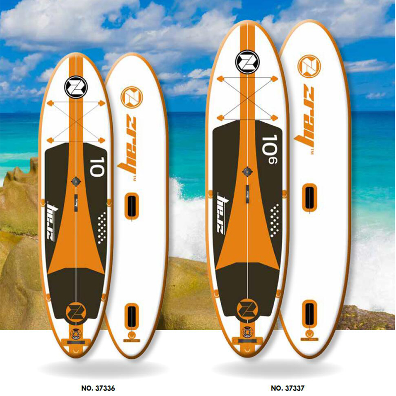 Voile panneau SUP 305*76*15 m Z RAY W1 stable planche à pagaie gonflable surf kayak bateau sport bodyboard rame windsail - 2