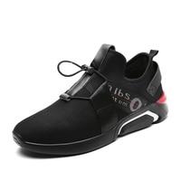New Men Running Shoes Men Sneakers Breathable Sneakers Sports Fitness Walking Outdoor Jogging Sneaker