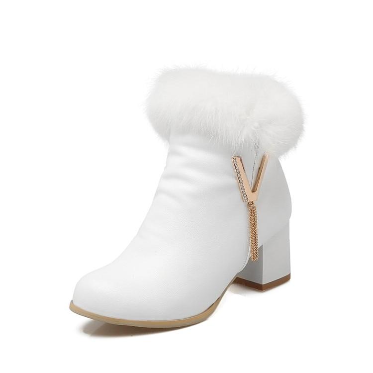 2017 Winter Boots Botas Mujer Shoes Woman Fashion Motocicleta Mulheres Martin Outono Inverno Botas De Couro Women Boots 1695 shoes woman fashion motocicleta mulheres martin outono inverno botas de couro boots femininas botas women boots canvas 9302
