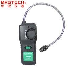 MASTECH MS6310 Przenośny Wykrywacz Nieszczelności Gazu Palnego Gazu Ziemnego Gazu Propan gaz Analizator przenośny detektor gazu alarm analyseur