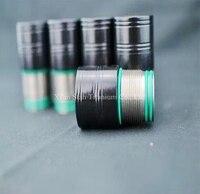 Titanium alloy Constant Pressure Valve B50 Air Chamber Plug CNC Thread M28*1.5 / M30*1.5 High Precisefor Ti Tube Gas Chamber