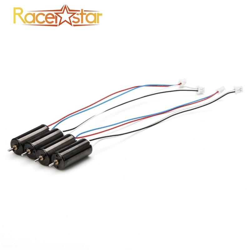 Hot New 4X Racerstar 8520 8.5x20mm 53500RPM Coreless Motor Upgrade For Eachine QX90 QX95 DIY Micro FPV