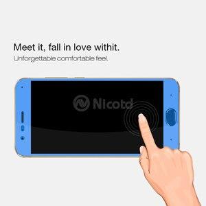 Image 4 - Protector de pantalla de vidrio templado para Xiaomi, Protector de pantalla curva 2.5D para Xiaomi Mi Note 3, 2 unidades por lote
