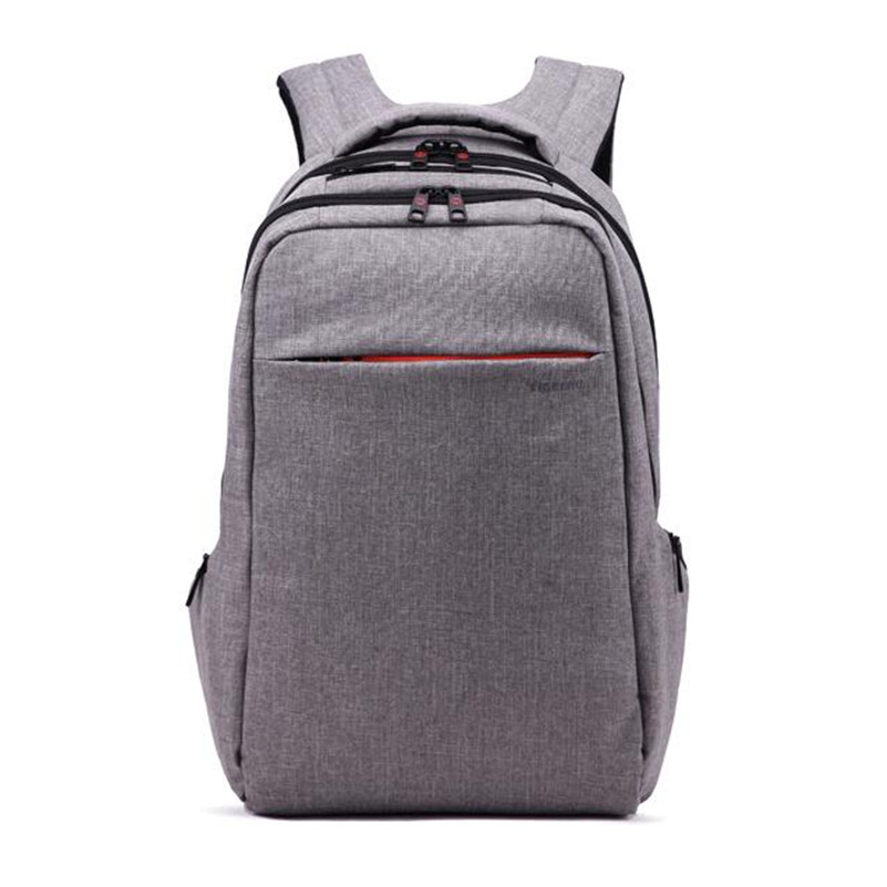 High Quality 15 Inch Laptop Computer Notebook Backpack Men Brand Men's Backpacks Designer Grey Travel Business Backpack S306 14 15 15 6 inch flax linen laptop notebook backpack bags case school backpack for travel shopping climbing men women