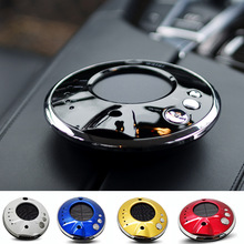 Car Air Purifier Solar / USB Air Cleaner Aroma humidification Freshener Air Humidifier For Car Home Office 5 Colors