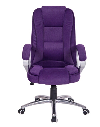 ergonomic chair comfortable coleman with table flannelette computer boss fashion leisure home office swivel cloth art in chairs from furniture