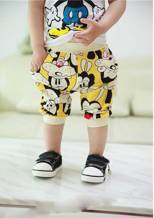1da8f436e ... BibiCola 2018 New Cartoon Summer Baby Boy Clothing Set Tank Top + Shorts  Kid Boy Summer