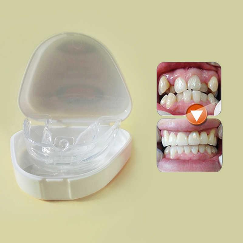 Phiên Bản Nâng Cấp mới 1 cái Không Có Mùi Răng Niềng Răng Răng Nha Khoa Chỉnh Hình Răng Thiết Bị Huấn Luyện Viên Liên Kết Niềng Răng Nha Khoa Răng Chăm Sóc Răng