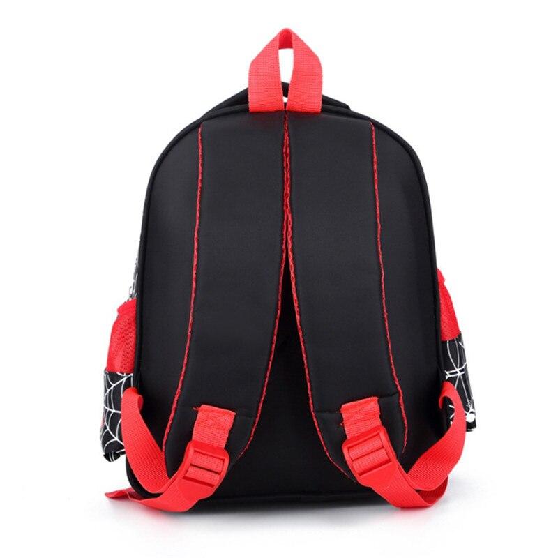 School Bags baby Boys Waterproof Backpacks Child Spiderman Book bag travel bags