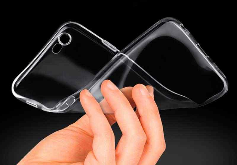 שקוף רך סיליקון טלפון מקרה ריק ו Morty עבור Sony Xperia M5 E5 Z5 XA1 XA2 XZ1 XZ2 קומפקטי