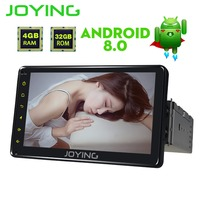 JOYING Single Din 7 PX5 4GB Ram Head Unit Universal Android 8 0 Car Radio Stereo