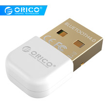ORICO BTA-403-WH Mini Bluetooth 4.0 adaptateur Support Windows8/Windows 7/Vista/XP-blanc(China)