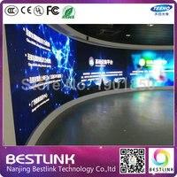 Cena p4.81 kryty cyfrowy wyświetlacz led ekran etap ekran led gigant reklamy wideo ściany pokładzie