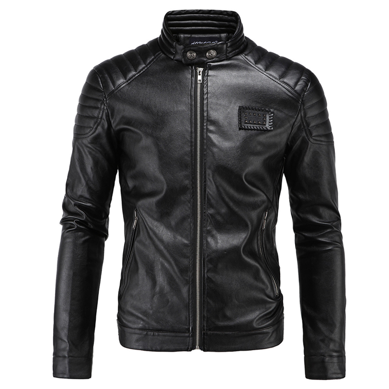 High Quality 5XL Mens Leather Aviator Jacket Name Brand Winter Style England Style Winter Mens Leather Jackets China Cheap S2320 free shipping brand a2 style leather clothing plus size man s 100% genuine leather jackets classics mens engraved jacket quality