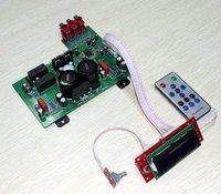 YJ LM3886 2x68W stereo amplifier board+Remote control preamplifier