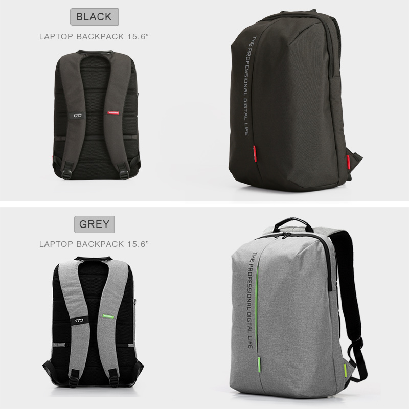 Kingsons Laptop Backpack 15.6 Inch High Quality Waterproof Nylon Bags Business Dayback Men And Women's Knapsack #2