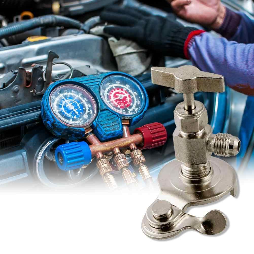 Car Air Conditioning Repair >> Universal 340 R134a R22 R12 R410 R407c Car Air Conditioning