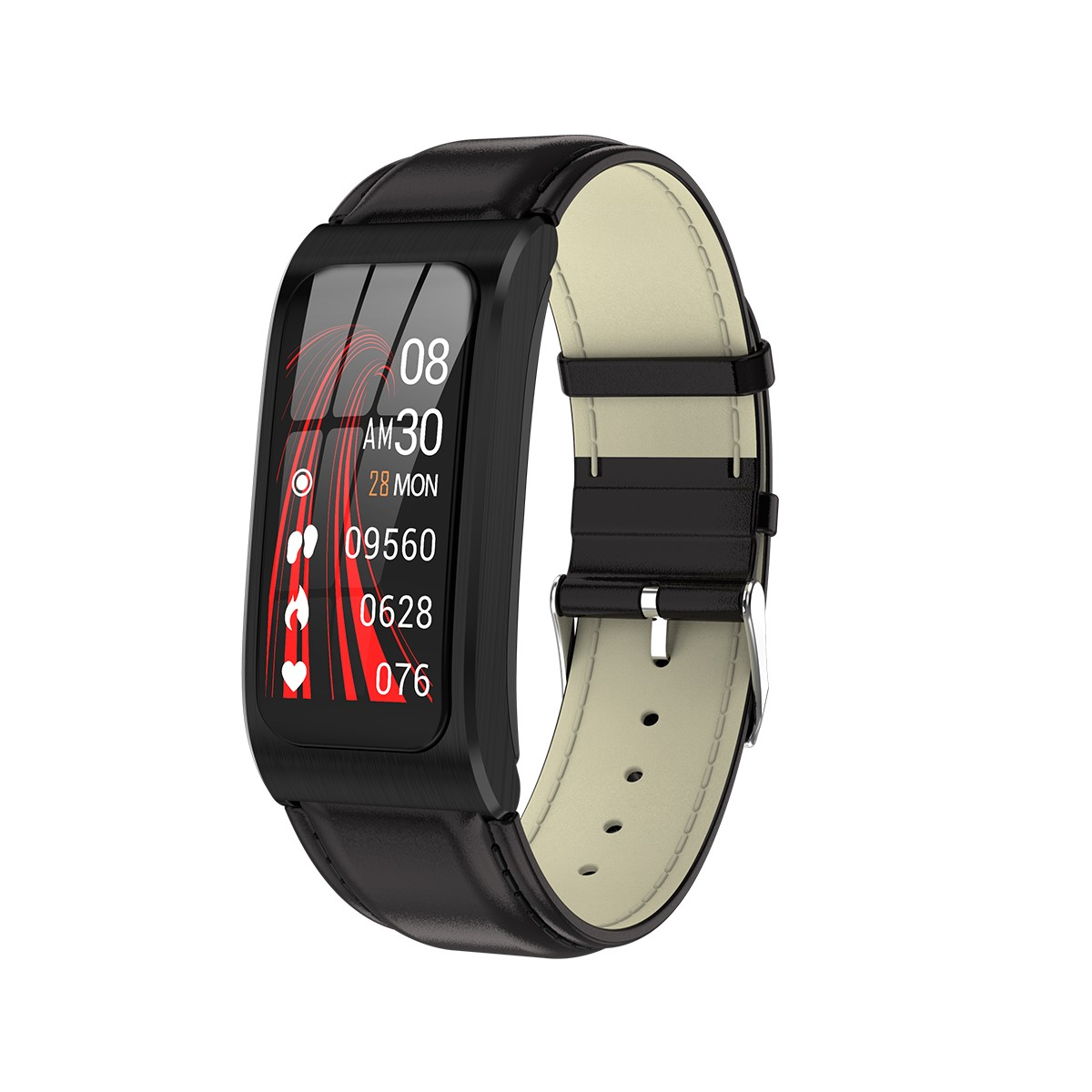"""Smartwatch 1,14"""" IP68 impermeable Android IOS 22"""