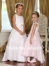 free shipping Ball Flower Girl Dress Children Girl Wedding/Party/Performance Princess Dress