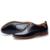 2017 Hombres de Cuero Zapatos de Otoño Europeo de Primavera Moda Zapatos de Los Hombres de gran Tamaño Zapatos de Vestir Con Cordones Sapatos Masculinos Bajo Tapa Ocasional pisos