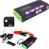 Big Sale Multi Function Jump Starter 68800mAh Emergency Car Auto Power Bank External Battery Charger For