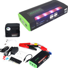 big sale Multi-function Jump Starter 12000mAh Emergency Car Auto Power Bank External Battery Charger For Laptop Mobile Phone
