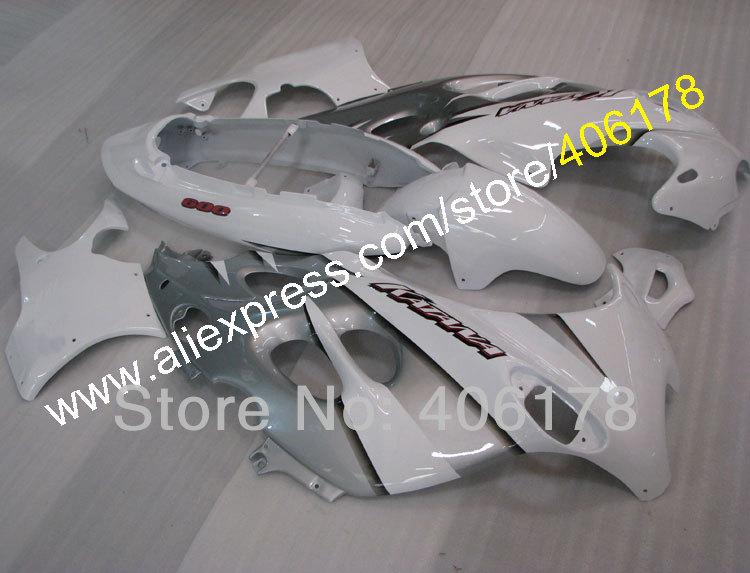 Hot Sales,Cheap best price 2004 2005 moto Fairing For Suzuki Katana GSX750f GSX600f 1998-2007 White Bodywork Fairing kit price waterhouse llp wiley not–for–profit gaap 1998
