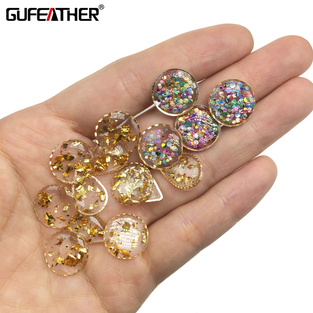 GUFEATHER M284,jewelry Findings,jewelry Making,diy Accessory,handmade,diy Earrings,accessory Parts,jewelry Accessories,10pcs/lot