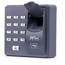 Биометрический считыватель отпечатков пальцев Контроль доступа ler X6 ZKTECO CARD REDER считыватель отпечатков пальцев Контроль доступа двери